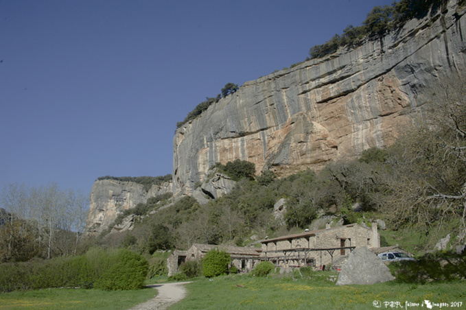 La Baume, Sivergues, Luberon