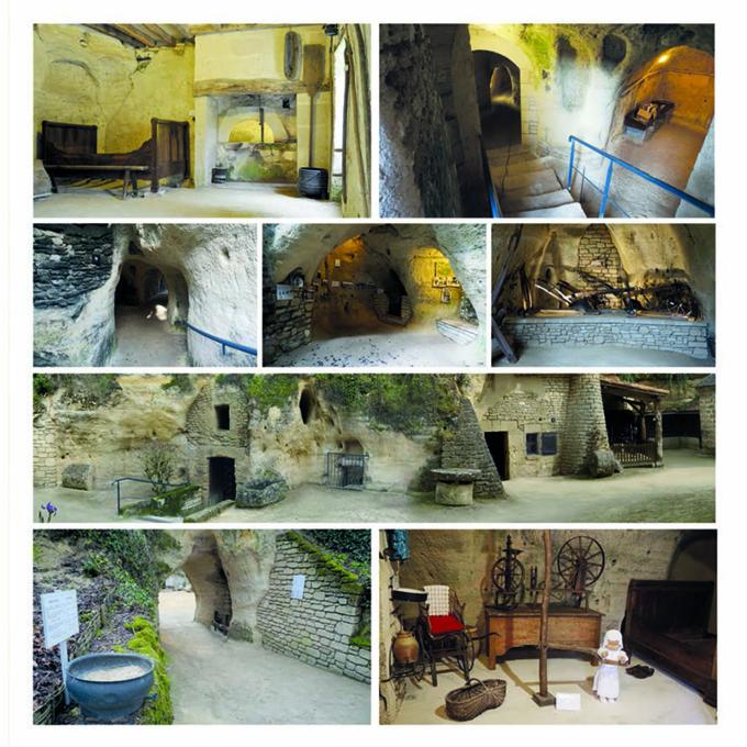 Le Musée troglodytique de Rochemenier, 50 ans