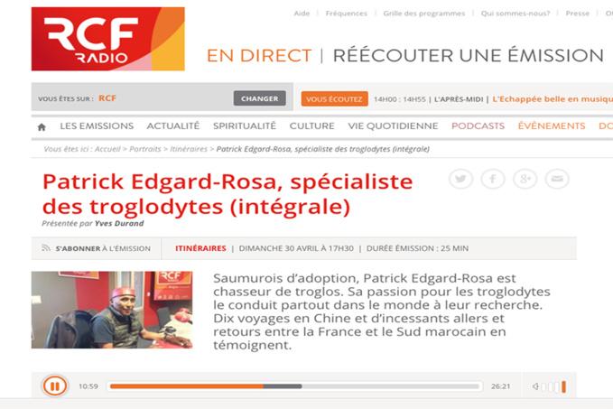 Troglos, radio news