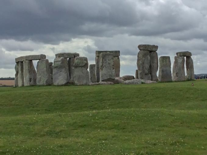 le cercle de pierre