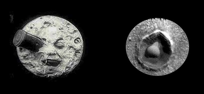 On a creusé sur la Lune