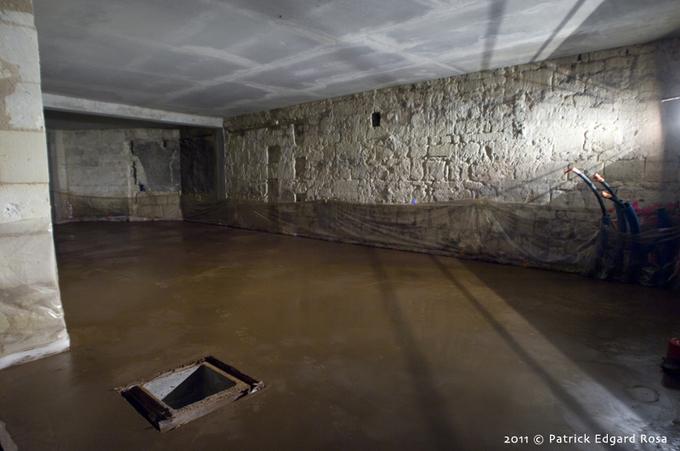 Le Château du sol au plafond