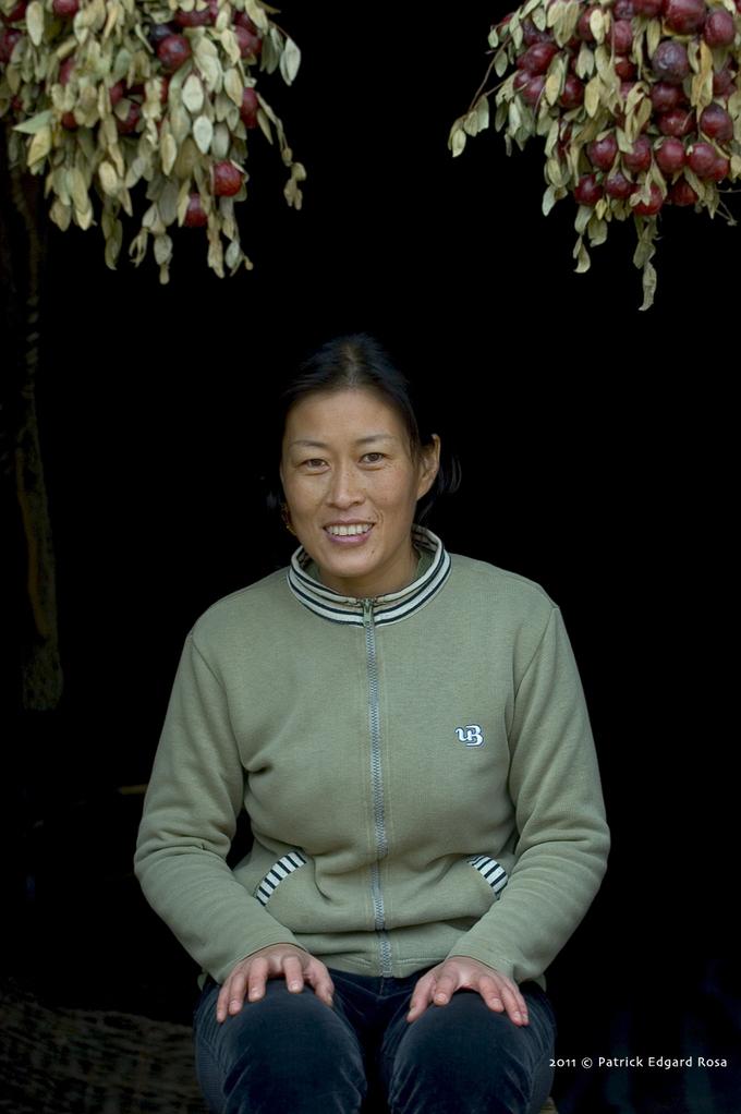 Troglos de Chine : Guo ru bin et les siens.