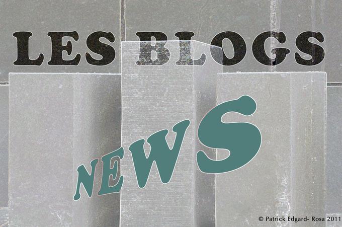 Nouveaux blogs… la suite c'est pour bientôt...
