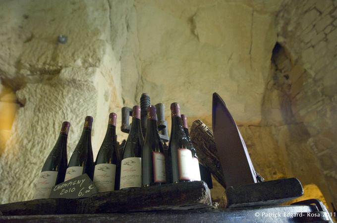 Le troglo des vins de Loire