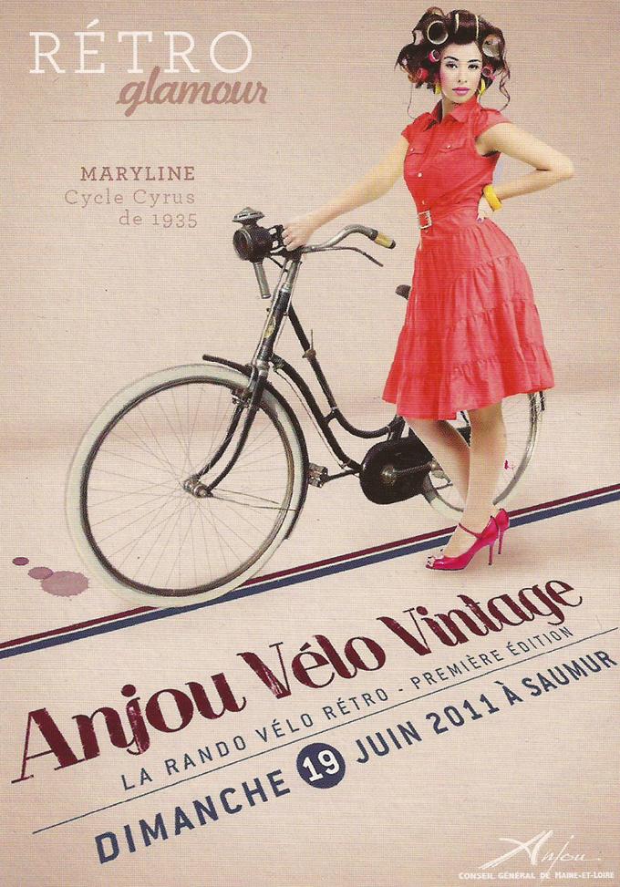 Anjou Vélo Vintage … troglo!