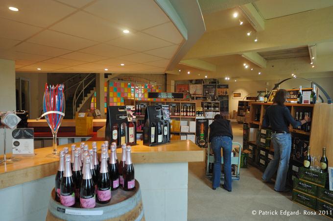 Saumur, de cave en cave  4 : Ackerman