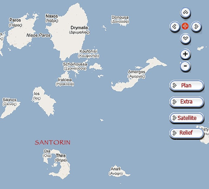 A la découverte des troglos de Santorin