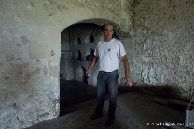 Les fours à chaux de Dampierre sur Loire