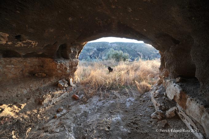"""Gorafe, """"cuevas del sol"""""""