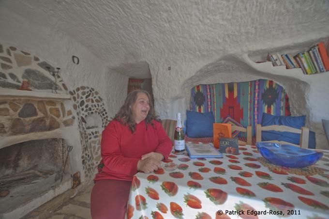 Les cuevas d'Ignacio et Ingran