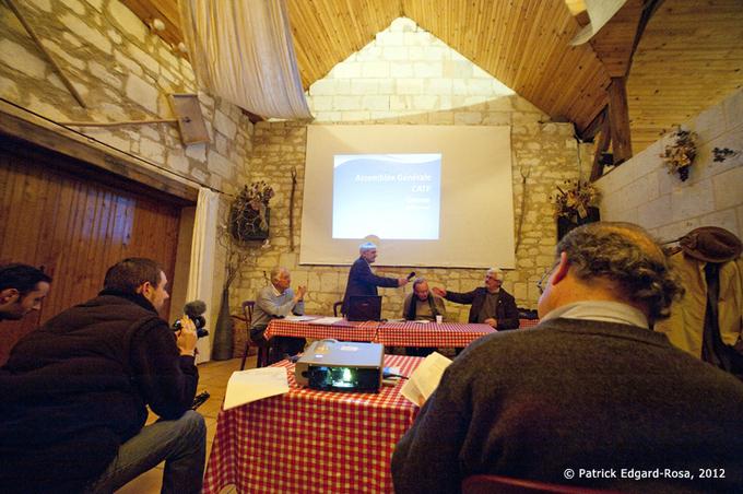 Assemblée Générale du CATP (1)