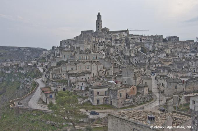 Les « bas-fonds » de Matera (2)