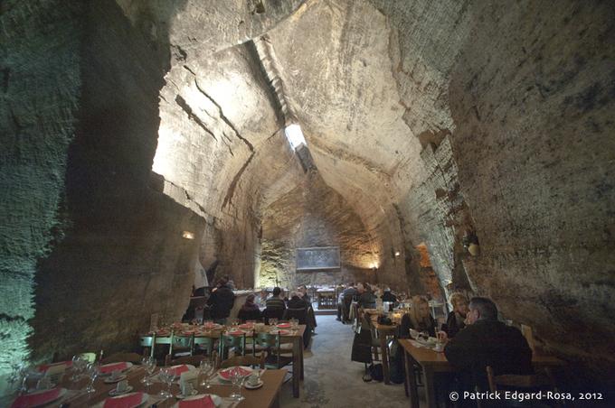 Restos troglos (1) :  les Cathédrales de la Saulaie