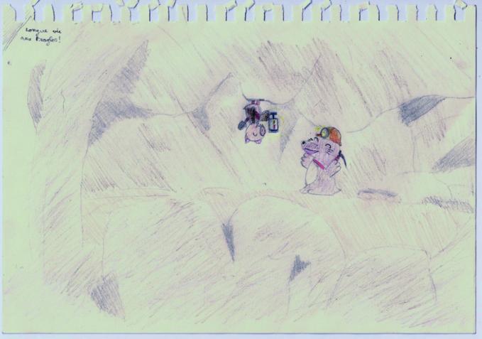 La rencontre de la Taupe et de la Chauve-souris