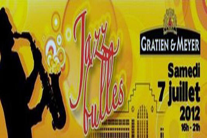 Jazzbulles, édition 2012
