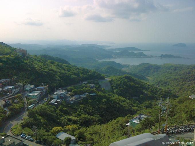Escapade à Taipei: La mine d'or de Jinguashi
