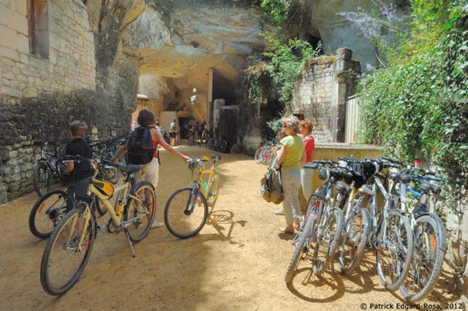 Troglos, road trip à Souzay-Champigny (1)