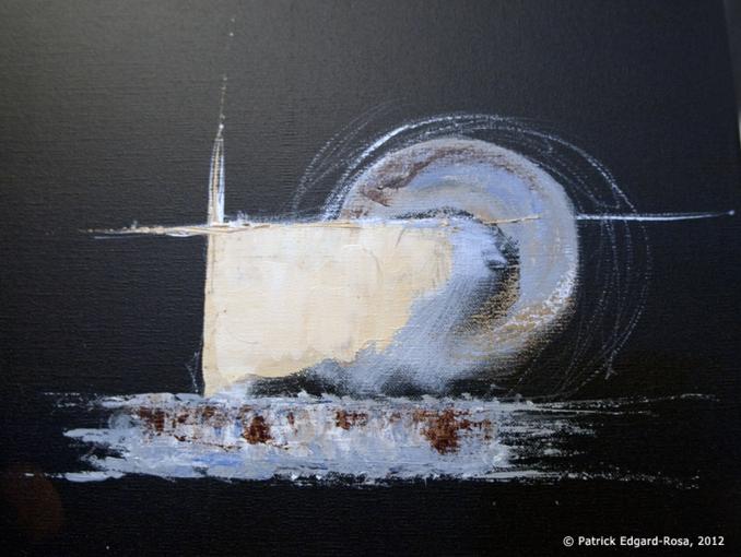 Peinture de Joélle Delaunay