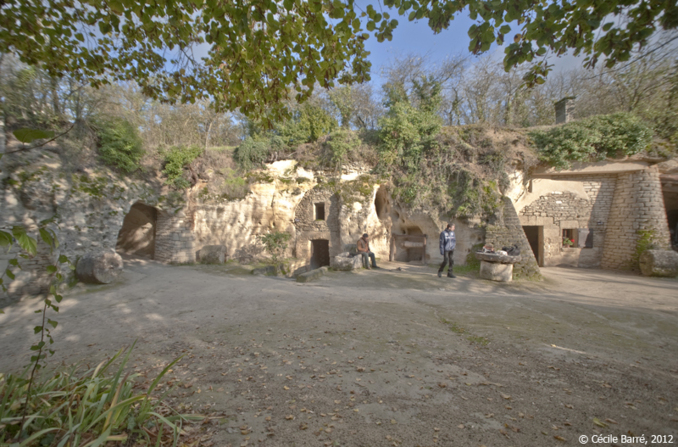 Rochemenier, un village pas comme les autres (1)