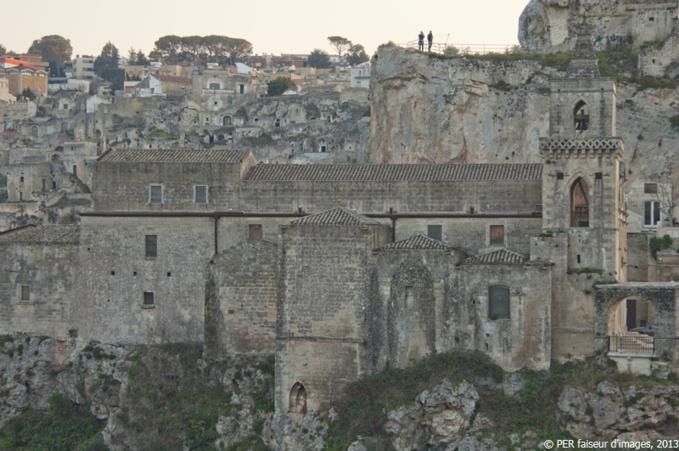 De la littérature souterraine : Carlo Levi, description de Matera