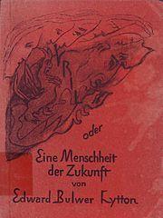 Édition allemande de 1922 de Vril, The Power of the Coming
