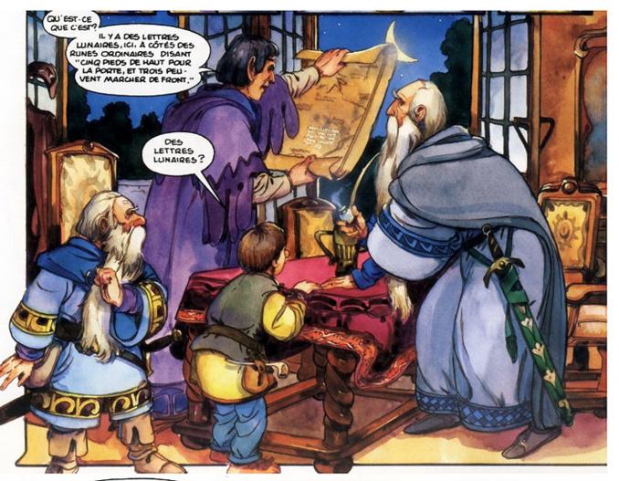 Spéléologie et bande dessinée