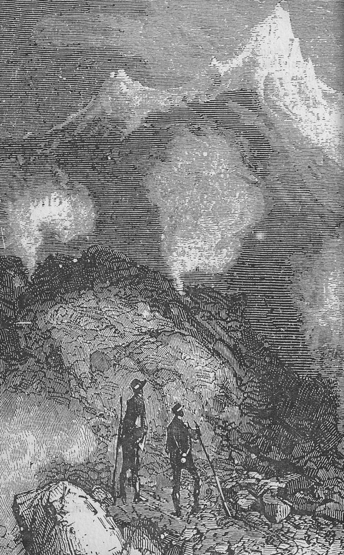 De la littérature souterraine : Jules Verne, Voyage au centre de la Terre (1)