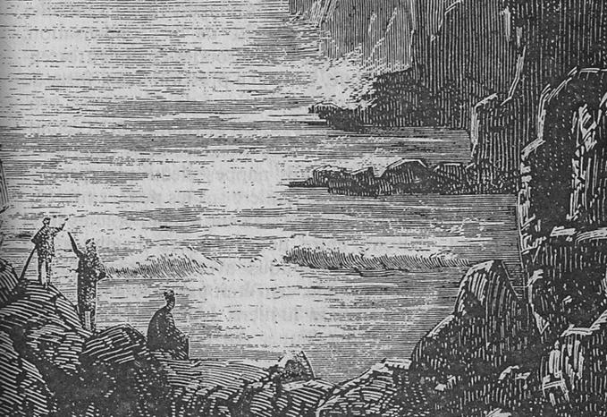 De la littérature souterraine : Jules Verne, voyage au centre de la Terre (3)