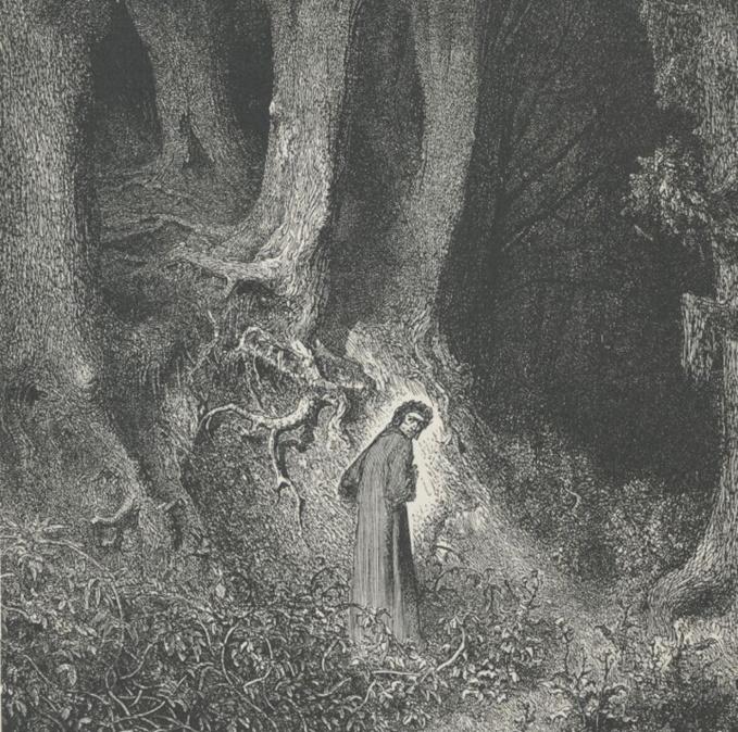 De la littérature souterraine : l'Enfer de Dante (1)