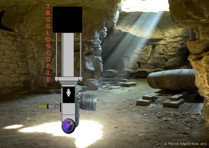 Le Trogloscope : vertige à Kubera