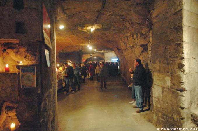 Les Trésors de la cave
