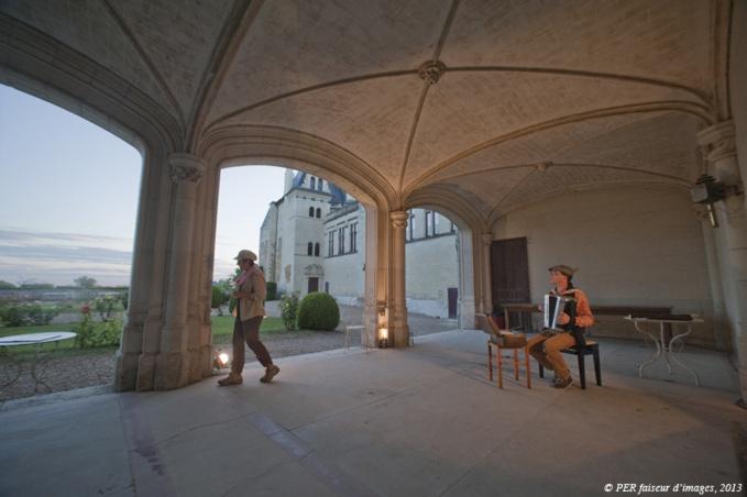 Soirée contes mercredi soir au Château de Brézé
