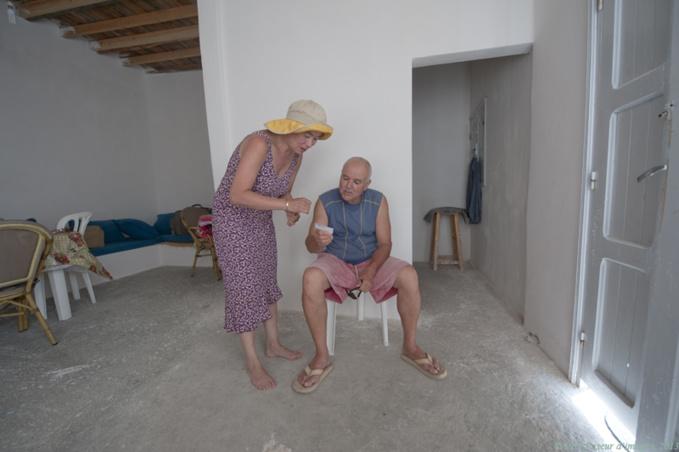 Un troglo au Maroc?