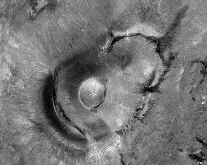 James Turrel : le skyspace de Roden Crater