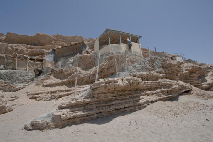 Sidi Rbat, village de grottes
