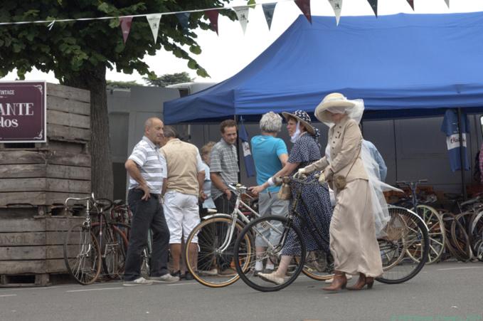 Troglos, Vélo, Vintage à gogo !