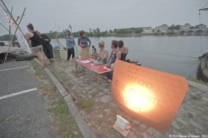 La Loire à la dérive
