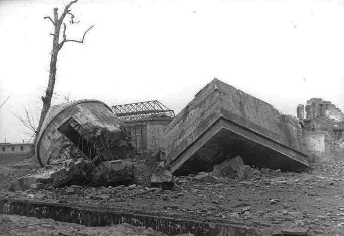 Le bunker de Hitler (2/2)
