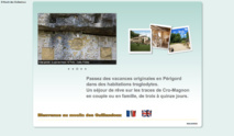 Le Moulin de Guillandoux, Périgord rouge