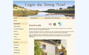 Gîte Le Logis du Bourg Neuf