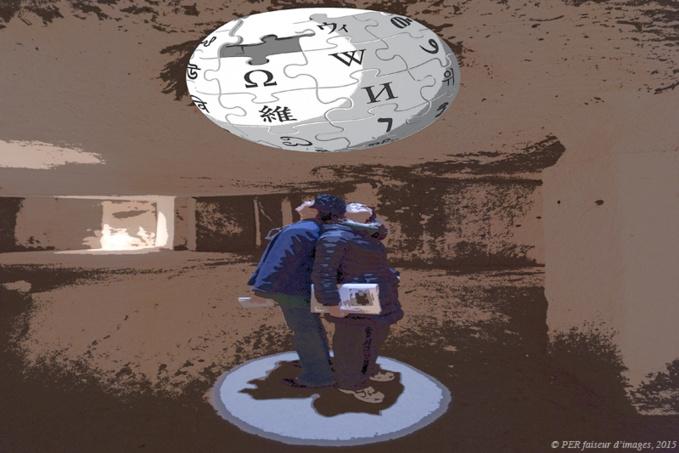 Le souterrain sur le Net