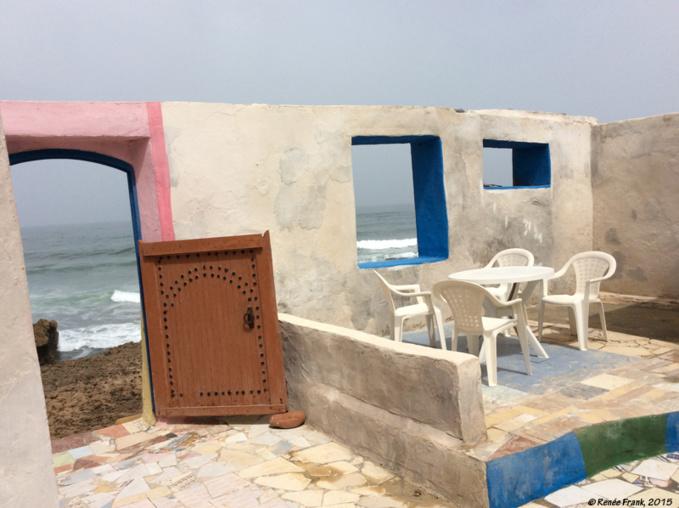 La boutique des vacances, Aglou plage