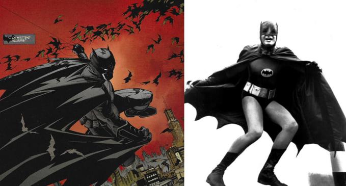 Batmania en troglos