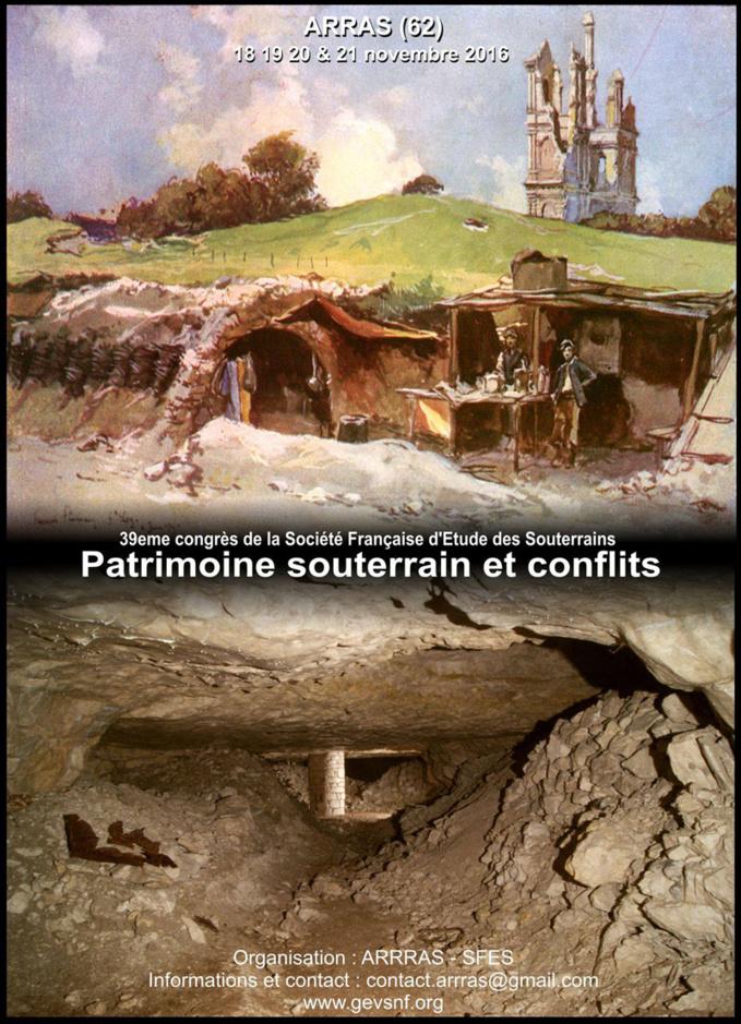 A la découverte des souterrains arrageois
