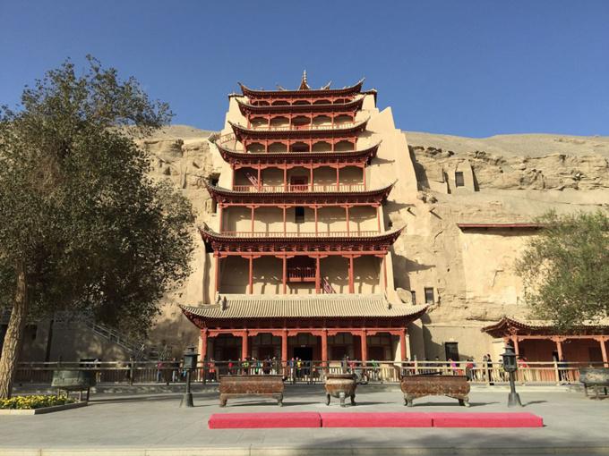 Mogao, Chine