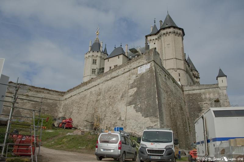 A l'assaut des remparts du Château