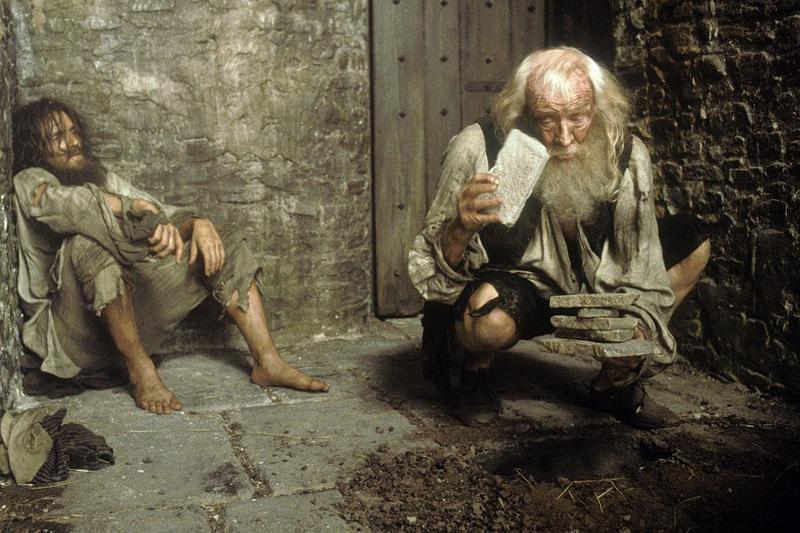 De la littérature souterraine : Le Comte de Monte-Cristo (1)