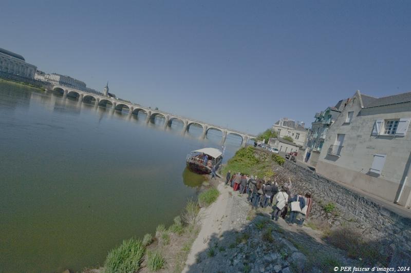 Saumur, la Mission Val de Loire