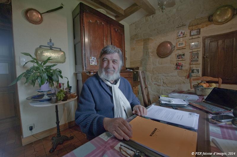 """Jacques Gilabert, dit """"le Colporteur"""""""